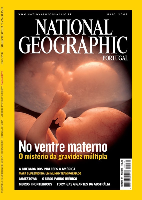 National Geographic Portugal Magazine