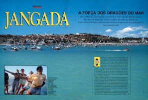 Náutica Magazine – Dragões do mar