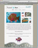 TravelHer 2008-2009 • Mumbai, India Web Site